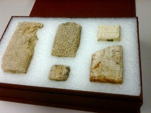 Babylonian Cuneiform Tablets