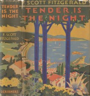 1934 Original Edition Tender is the Night