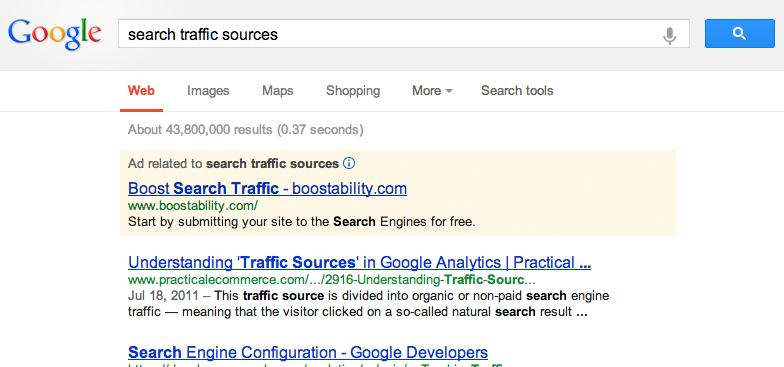 Analytics for Authors: Understanding Google Analytics' Traffic Sources