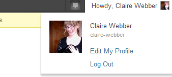 Adding a Profile Image to your WordPress Comments