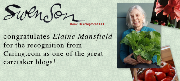 Featured Swenson Book Development author Elaine Mansfield