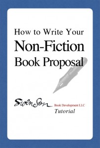 How to write a fiction book proposal