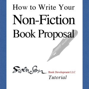 Writing Your Non-Fiction Book Proposal