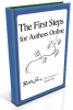 First Steps for Authors Online