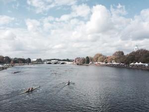 Regatta on the Charles River