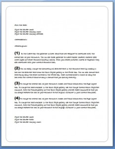 How to write the perfect query letter sample included how to polish query letters swenson book development spiritdancerdesigns Image collections