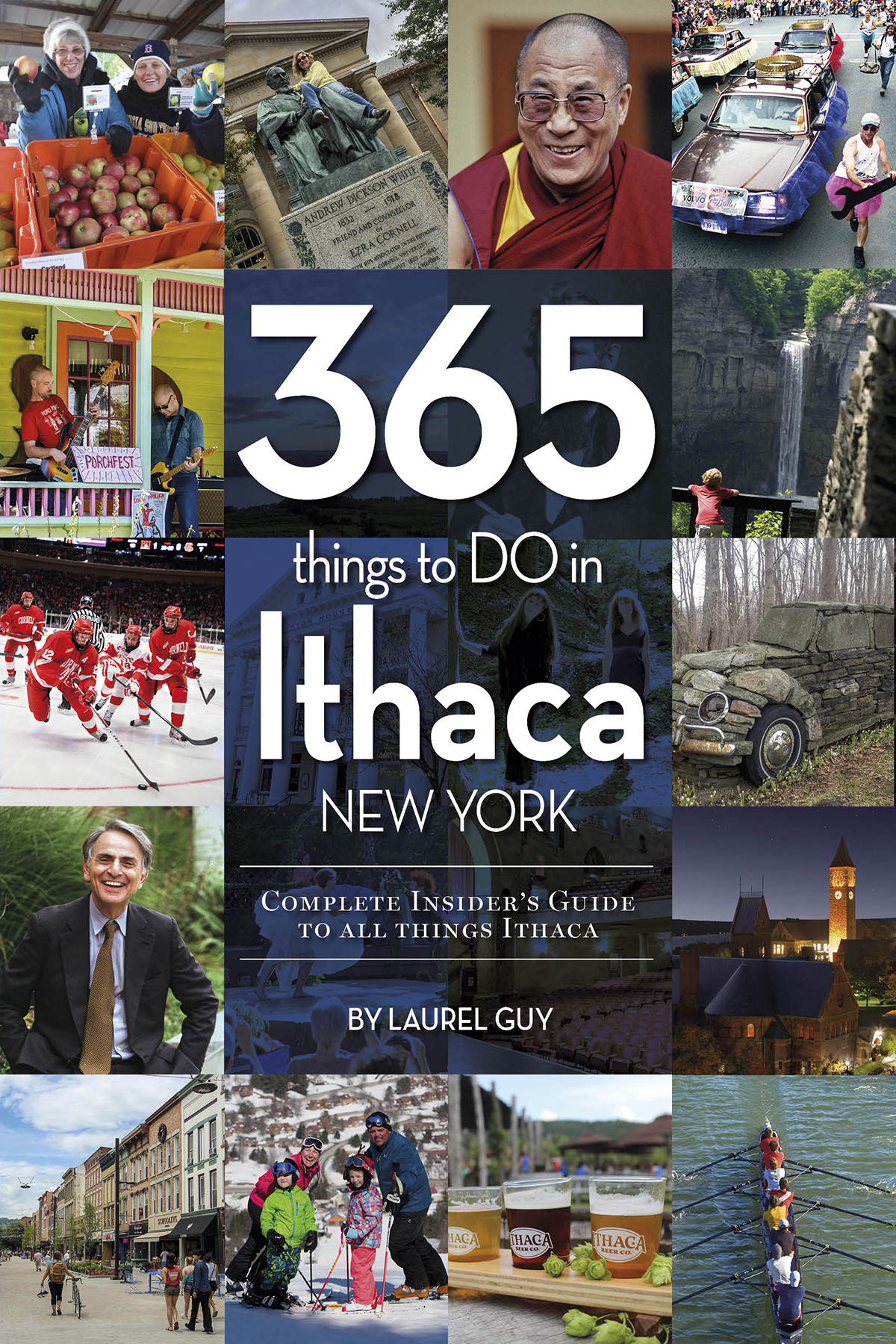 365 things to do in ithaca swenson book development for Top things to do in new york in december